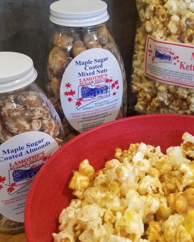 Nuts & Popcorn